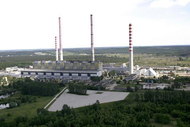 Elektrownia Dolna Odra, Nowe Czarnowo k. Gryfina. FOT. ROBERT STACHNIK /Reporter