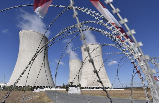 Elektrownia Dukovany / Lubos Pavlicek /PAP/EPA