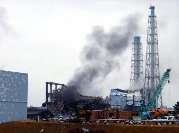 Elektrownia Fukushima I /AFP