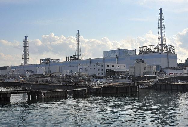 Elektrownia Fukushima /AFP