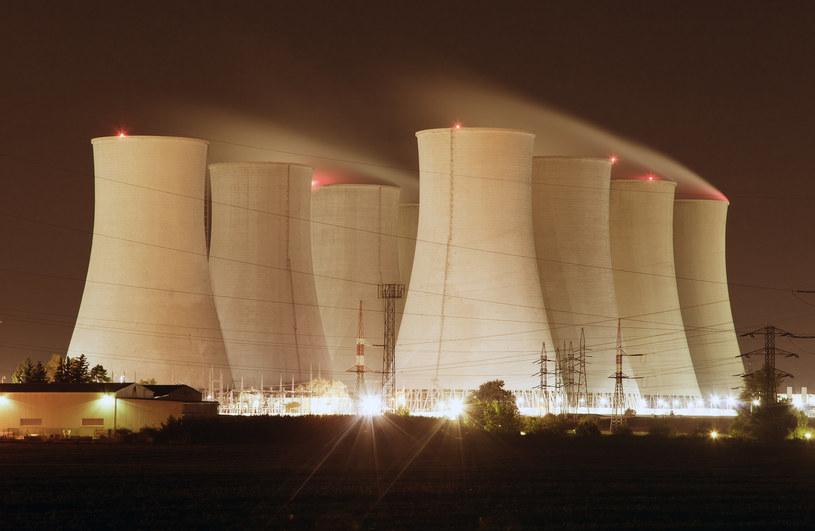 Elektrownia jądrowa na Słowacji. Zdj. ilustracyjne /123RF/PICSEL