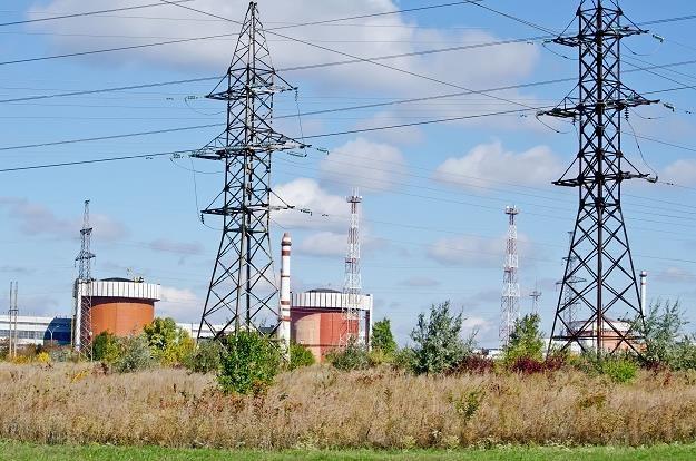 Elektrownia jądrowa na Ukrainie (Jużnoukrajińsk) /©123RF/PICSEL