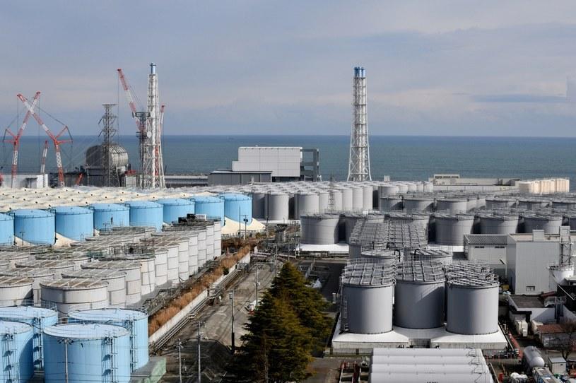 Elektrownia jądrowa w Fukushimie wciąż stanowi zagrożenie dla środowiska /AFP