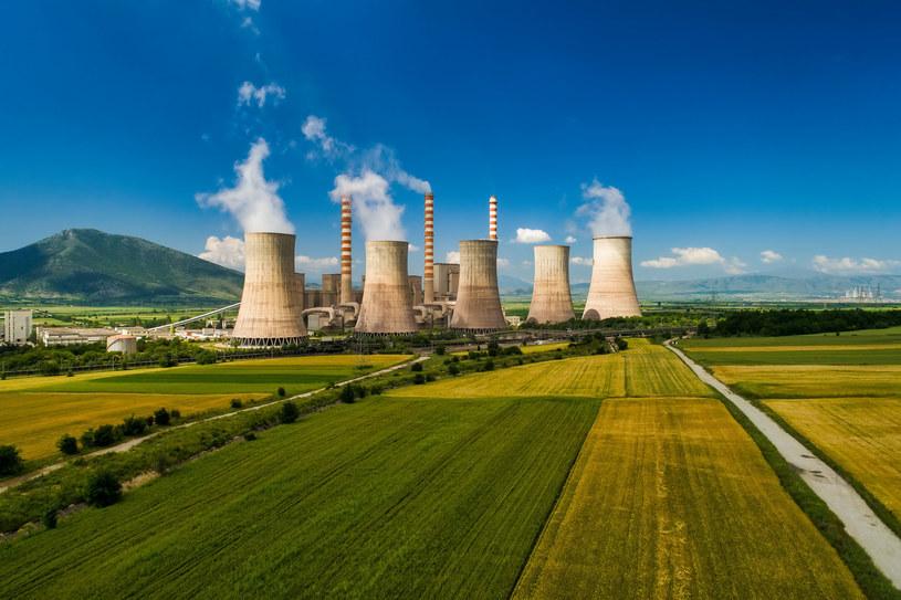 Elektrownia jądrowa w Grecji. Zdjęcie ilustracyjne. Fot.Vasilis Ververidis /123RF/PICSEL