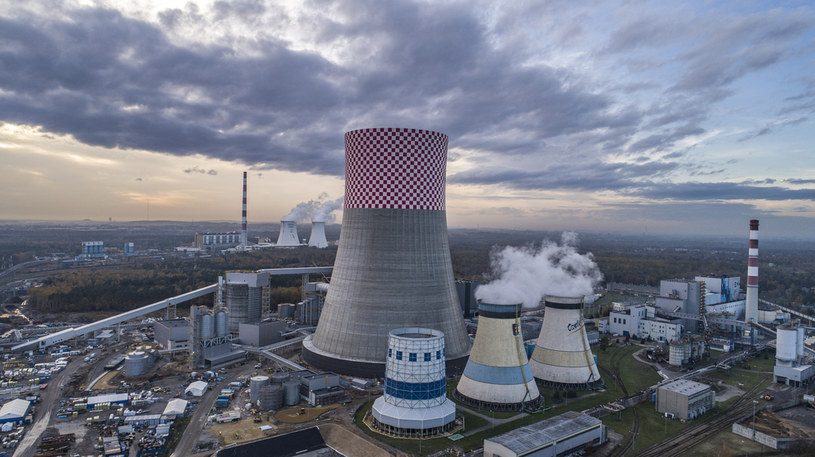 Elektrownia Jaworzno (fot. mat. prasowe Tauron) /