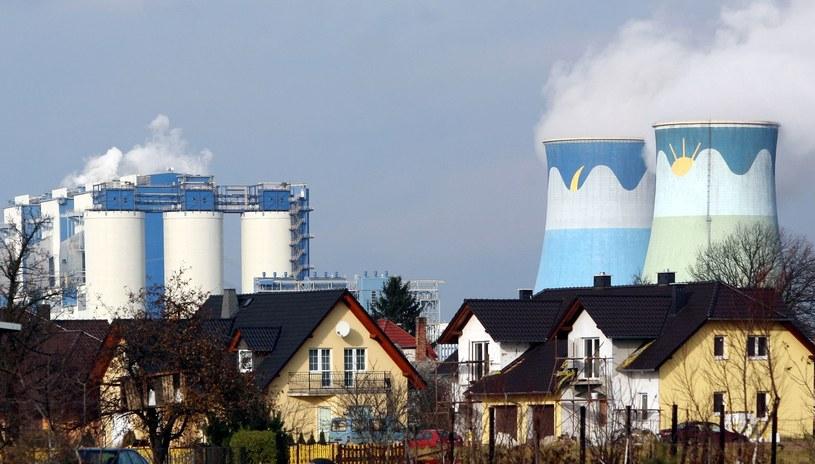 Elektrownia Opole, zdj. archiwalne. /ANDRZEJ WAWOK/REPORTER /Reporter