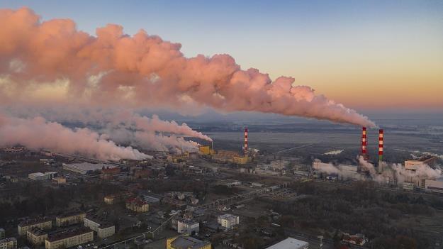 Elektrownia Ostrołęka. Fot. Robert Neumann /FORUM