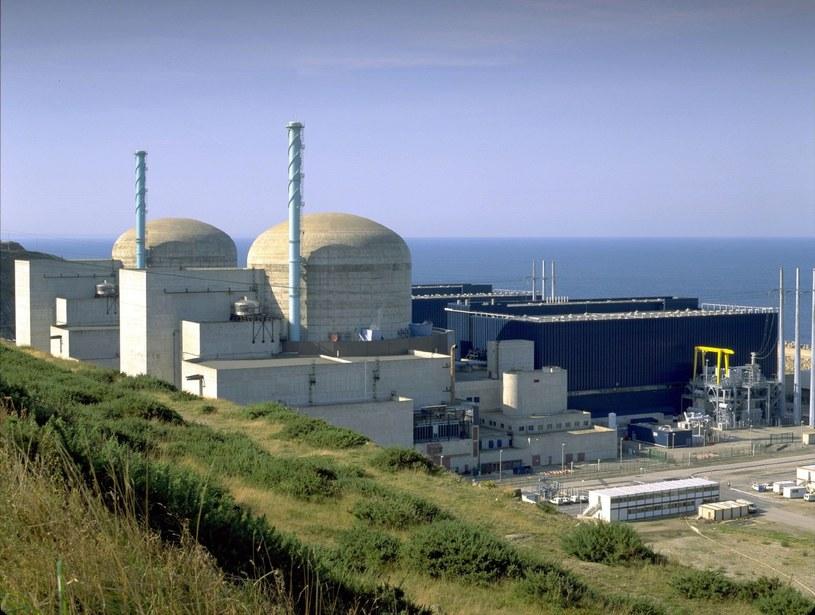 Elektrownia, w której doszło do wybuchu /Pierre Béreng /East News