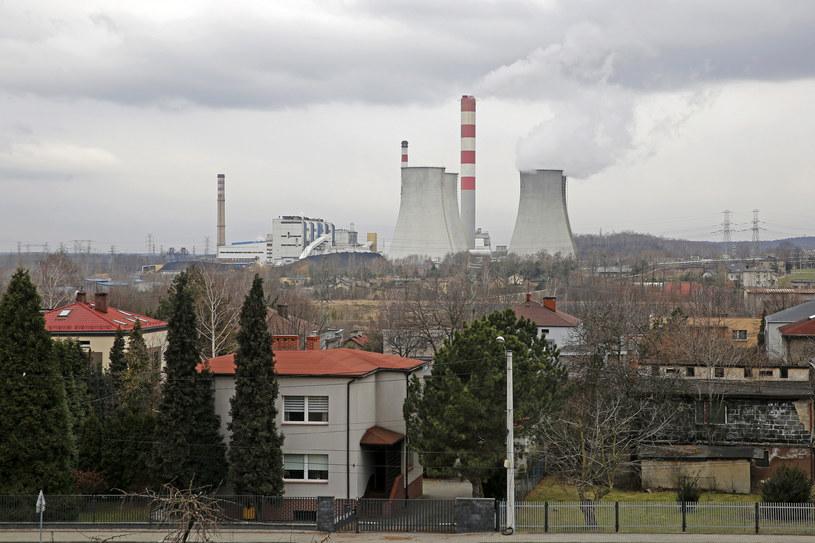 Elektrownia w Łaziskach Górnych /Tomasz Kawka /East News