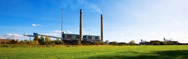 Elektrownia w Tilbury (Essex) firmy Npower RWE /Informacja prasowa