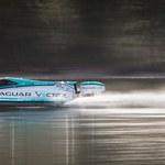 Elektryczna łódź Jaguara pobiła rekord prędkości