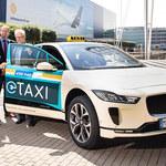 Elektryczne Jaguary jako taksówki? Niestety nie w Polsce