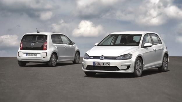 Elektryczne nowości VW /INTERIA.PL