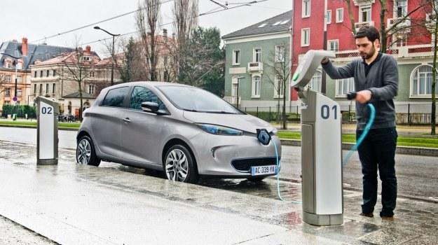 Elektryczne Renault Zoe /Renault