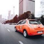 Elektryczne taksówki w mytaxi