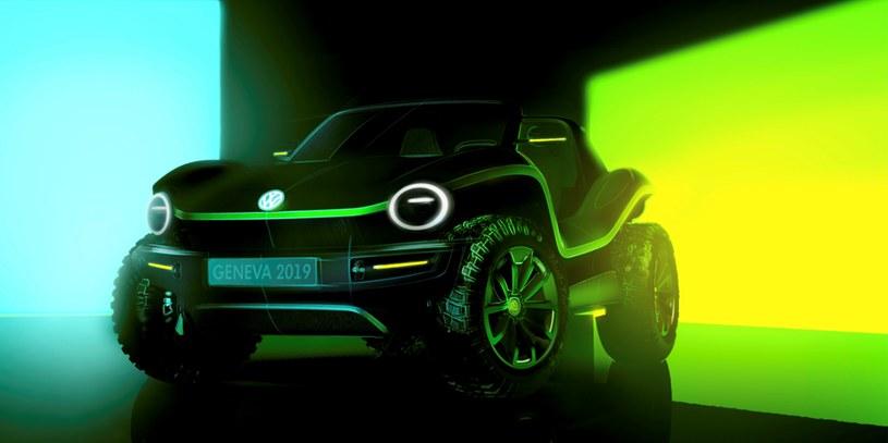 Elektryczny Buggy od Volkswagena /materiały prasowe