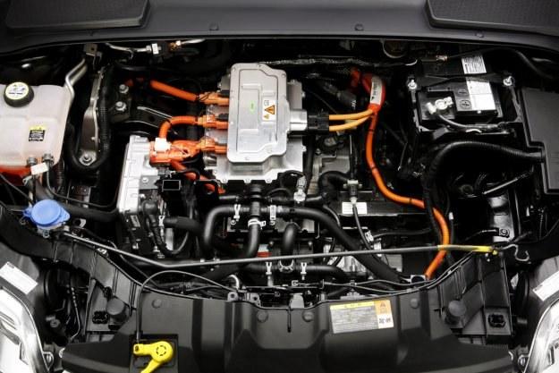 Elektryczny ford focus /