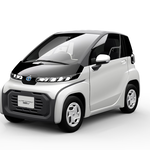 Elektryczny maluch od Toyoty