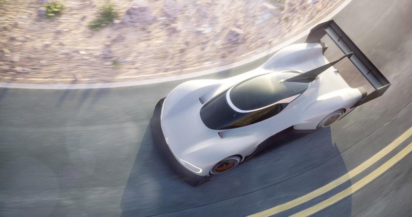 Elektryczny Volkswagen wjedzie na Pikes Peak /materiały prasowe