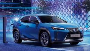 Elektryki Toyoty i Lexusa debiutują w Chinach