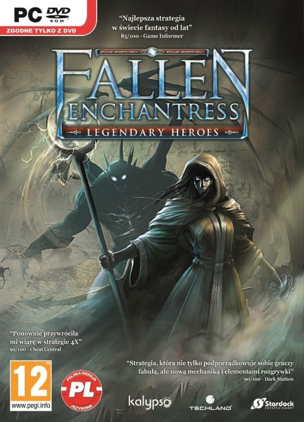 Elemental: Fallen Enchantress - Legendary Heroes /materiały prasowe