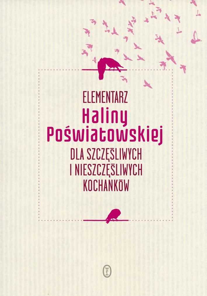 Elementarz Haliny Poświatowskiej /- /Styl.pl/materiały prasowe