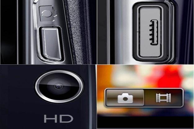 Elementy obudowy i interfejsu nowego flagowca Sony Ericsson /materiały prasowe