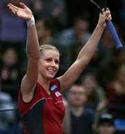 Elena Dementieva pokonała Martinę Hingis