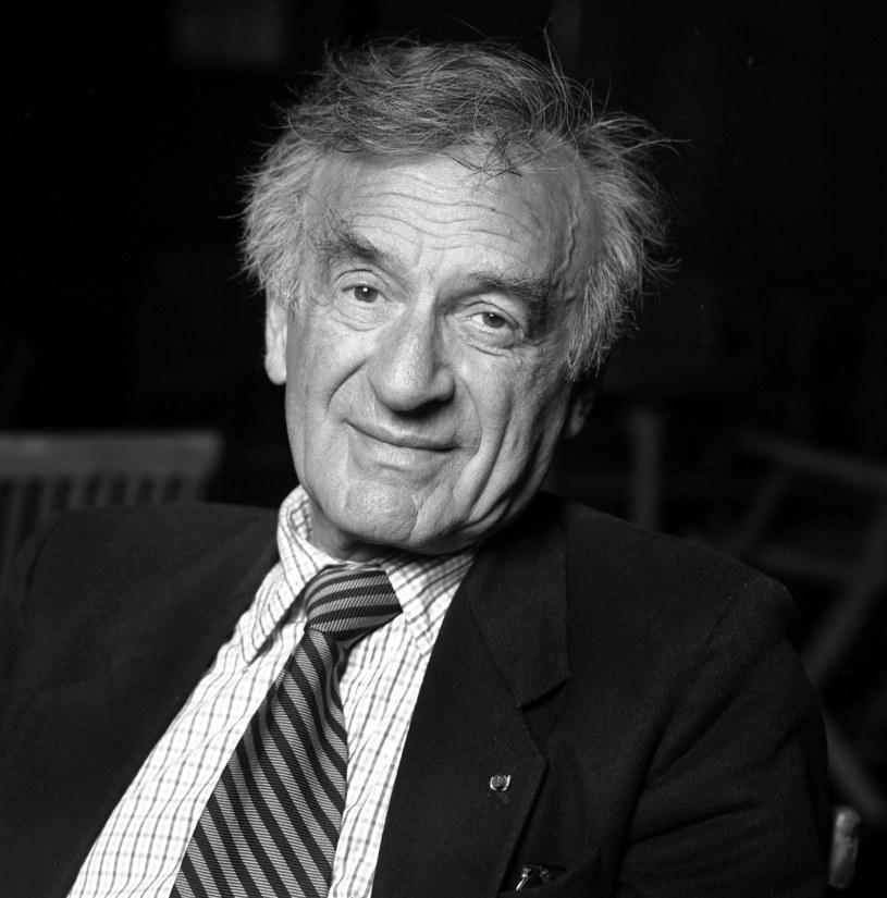 Elie Wiesel w 2008 roku /Agencja FORUM