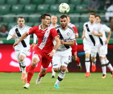 Eliminacje LM: Legia Warszawa - Zrinjski Mostar 2-0