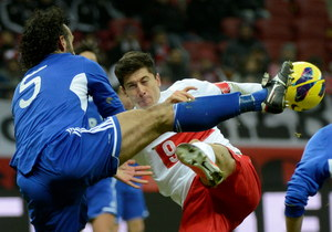 Eliminacje MŚ 2014: Polska - San Marino 5-0