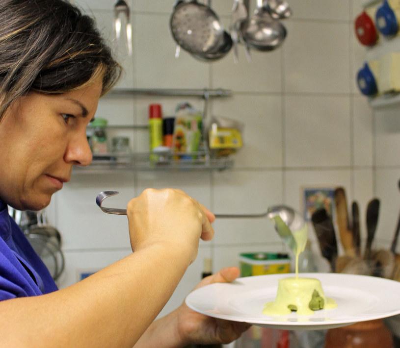 Elisa dba w kuchni o każdy szczegół /Styl.pl