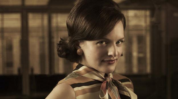 Elisabeth Moss jako Peggy /materiały prasowe