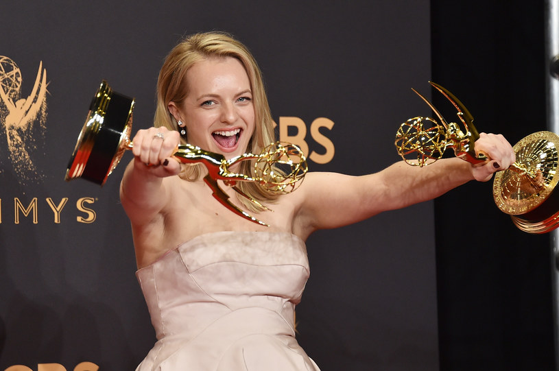 Elisabeth Moss /Alberto E. Rodriguez /Getty Images
