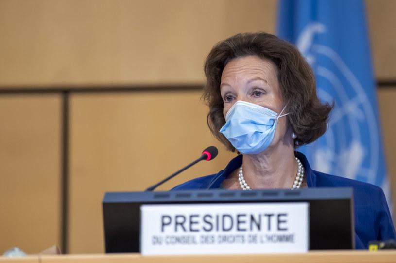 Elisabeth Tichy-Fisslberger /MARTIAL TREZZINI / POOL /PAP/EPA