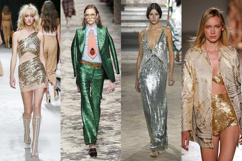Elisabetta Franchi/Gucci/Temperly London/Genny /East News/ Zeppelin