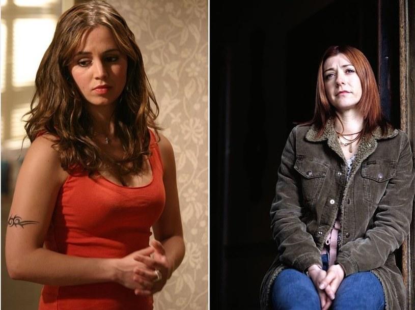Eliza Dushku (z lewej) i Allyson Hannigan /FOX /materiały prasowe