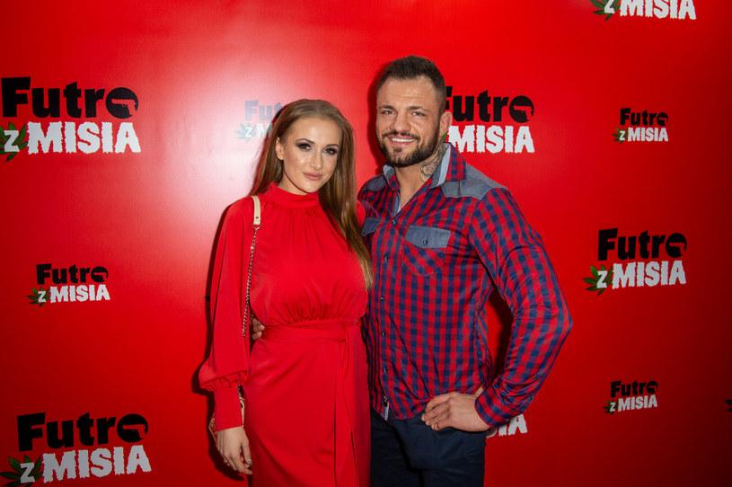 Eliza i Paweł Trybałowie /Artur Zawadzki/REPORTER /East News