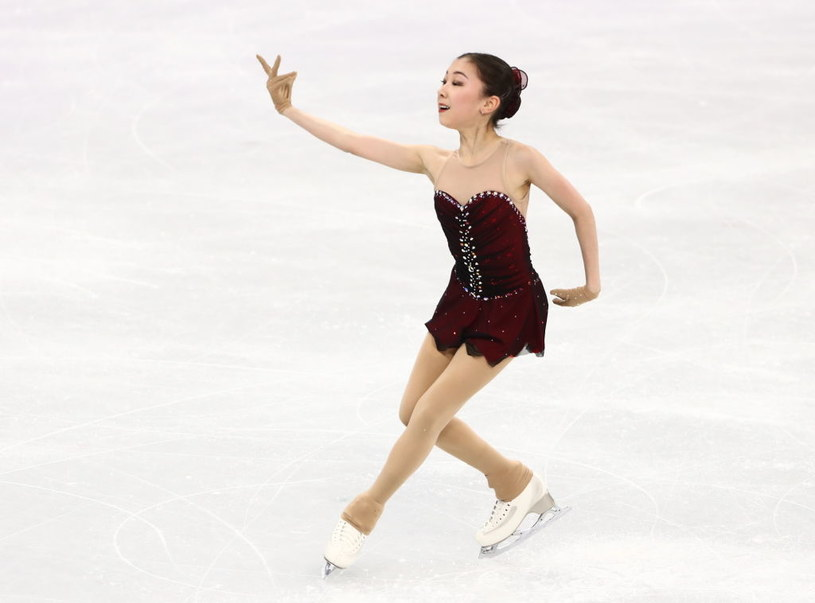 Elizabet Tursynbajewa / Valery Sharifulin    /Getty Images