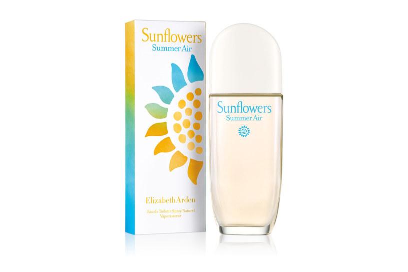 Elizabeth Arden Sunflowers Summer Air /materiały prasowe