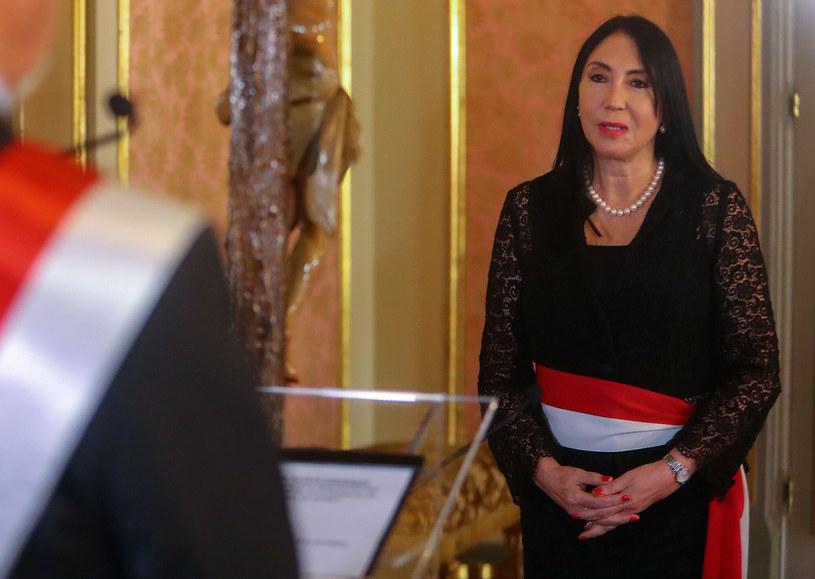 Elizabeth Astete /LUIS IPARRAGUIRE /East News