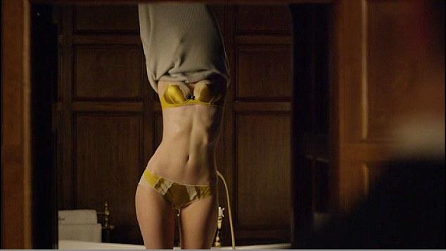 """Elizabeth Debicki w """"Nocnym recepcjoniście"""" /YouTube"""