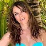 Elizabeth Hurley opublikowała zdjęcia topless?