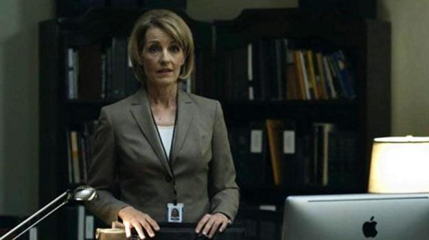 "Elizabeth Norment w serialu ""House of Cards"" - fot. Netflix /"