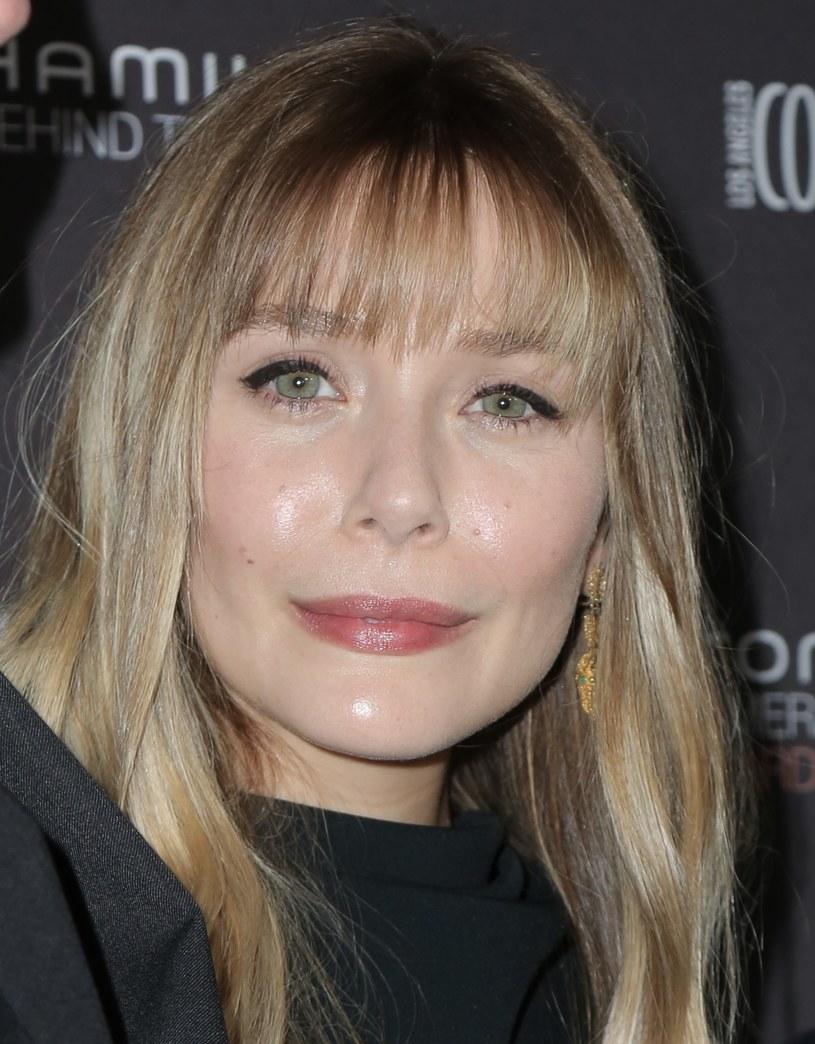 Elizabeth Olsen /Splash News /East News