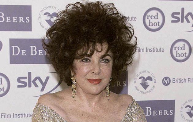 Elizabeth Taylor, fot.Dave Hogan  /Getty Images/Flash Press Media