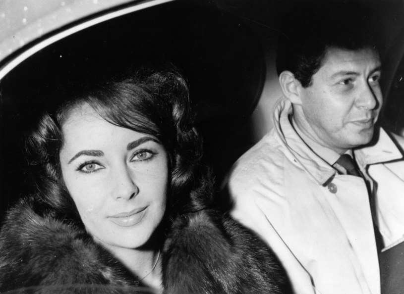 Elizabeth Taylor i Eddie Fisher w latach 60. / Keystone / Stringer /Getty Images