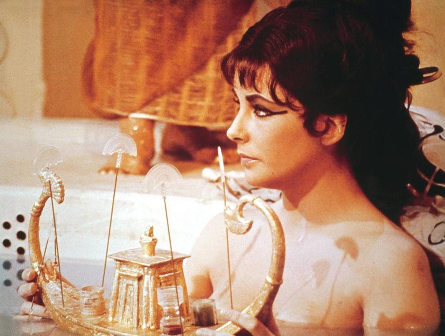"Elizabeth Taylor jako ""Kleopatra"" /picture alliance /RMF FM"