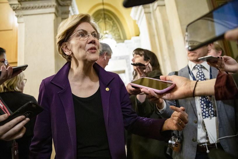 Elizabeth Warren /AFP
