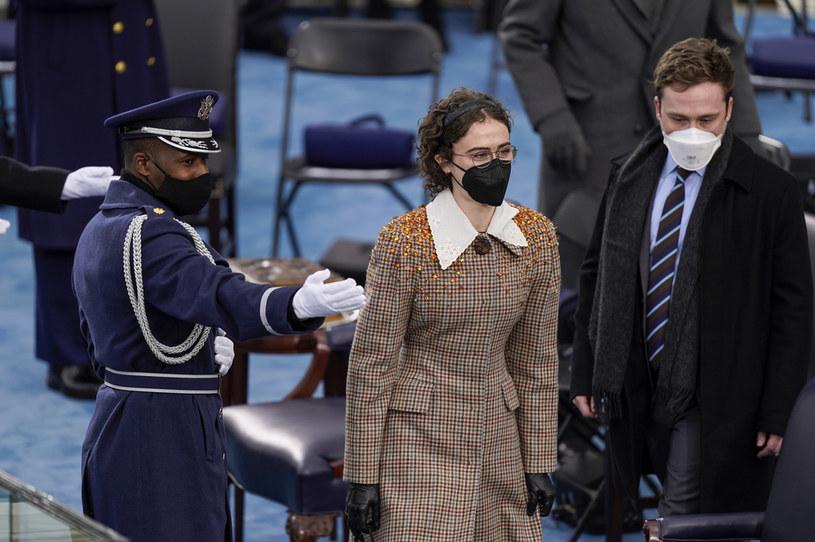 Ella Emhoff skradła show podczas prezydenckiej inauguracji /Kent Nishimura / Los Angeles Times via Getty Images /Getty Images